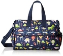 LeSportsac Baby Travel Bag Carry On, Zoo Cute
