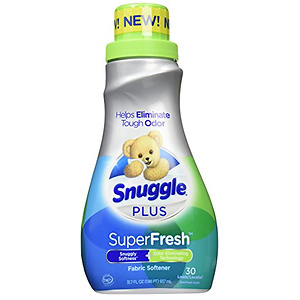 Snuggle Plus Super Fresh Fabric Softener Liquid