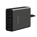 Lumsing 60W 6-Port USB Wall Smart Charger