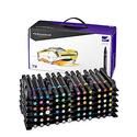 Prismacolor 双头高级彩色手绘马克笔72件套