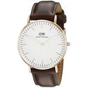 Daniel Wellington Women's 0511DW Brown Watch