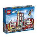 LEGO CITY 乐高城市系列60110消防总局