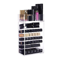 Langforth Acrylic Makeup Organizer