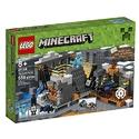 LEGO Minecraft 我的世界系列末地 21124