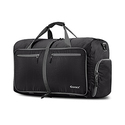 Gonex 60L Foldable Travel Duffle Bag