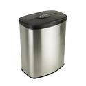 Nine Stars 2.1加仑免触自动感应不锈钢垃圾桶