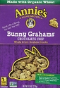 Annie's Homegrown Bunny Grahams - Chocolate Chip