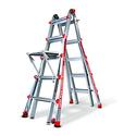 Little Giant Alta One 22 Foot Ladder with Work Platform
