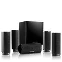 Harman Kardon HKTS 16BQ 5.1 Channel Speaker Package