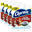 Charmin Ultra Strong Toilet Paper Double Roll, 48ct.