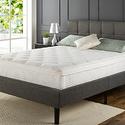 Sleep Master Ultima Comfort 12 Inch Euro Box Top Spring Mattress King