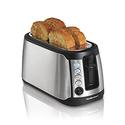 Hamilton Beach 24810 4-Slice Long Slot Keep Warm Toaster