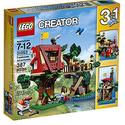 LEGO 乐高创造家系列树屋玩具