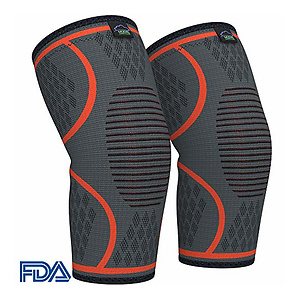 Modvel Compression Knee Sleeve (1 Pair)