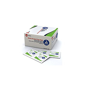 Dynarex Alcohol Prep Pad 200ct