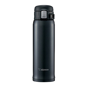 Zojirushi SM-SD48BC 16oz Stainless Steel Mug - Silky Black