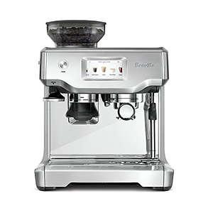Breville BES880BSS Barista 专业级触控智能意式咖啡机