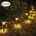 GELOO Solar Lights Outdoor