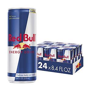 红牛能量饮料 250ml*24罐