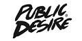 Public Desire折扣码 & 打折促销