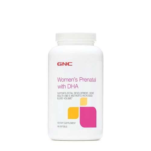 孕妇综合营养+DHA