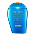 7.8折!Shiseido 资生堂 新艳阳防晒乳 蓝胖子防晒 SPF50+ 100ml