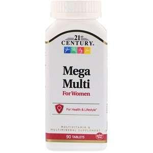 女性复合维生素&矿物质