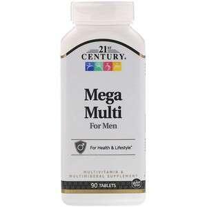 男性复合维生素&矿物质