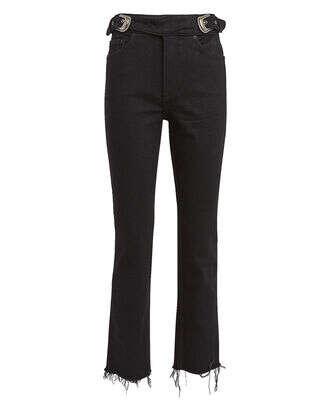 GRLFRND 牛仔裤