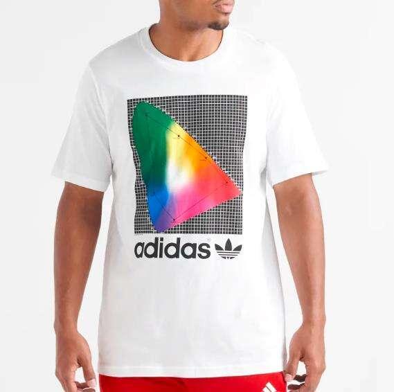 ADIDAS SPECTRUM 男款T恤