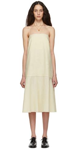Off-White Andorra Dress