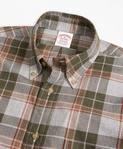 Brooks Brothers格纹衬衫