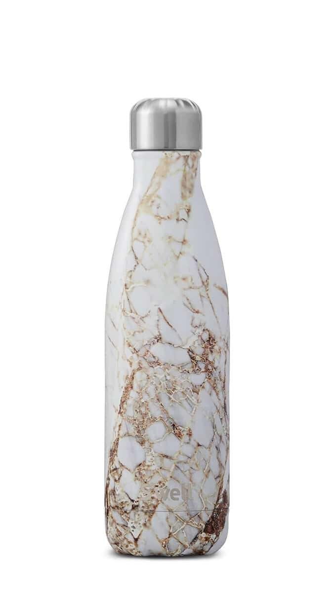 大理石纹水瓶