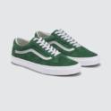 Vans Old Skool 经典款绿色板鞋