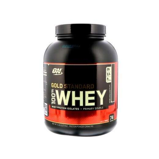 Optimum Nutrition, 100% 乳清蛋白