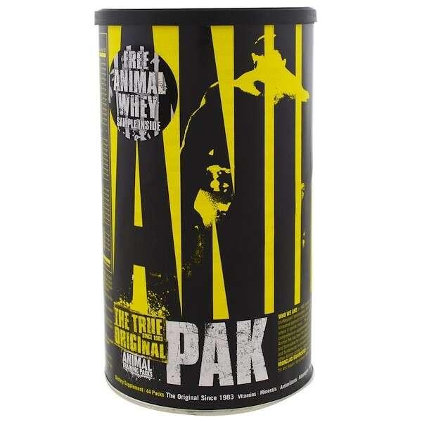 Animal Pak 训练补充剂
