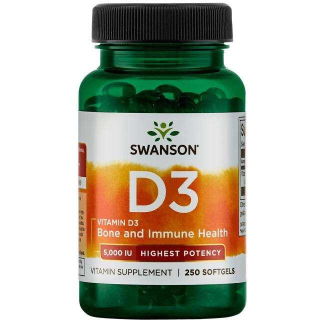 最高效力 维生素D3