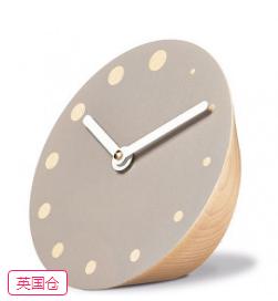 榉木音乐盒闹钟款