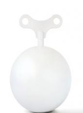 音乐盒白色雪球款