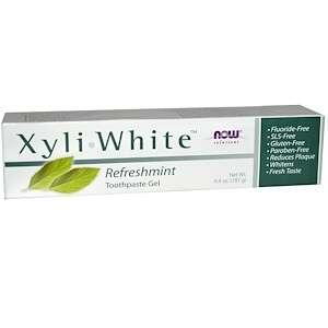 XyliWhite 牙膏