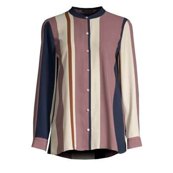 Eileen Fisher 丝绸衬衣