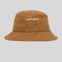 Carhartt WIP 棕色渔夫帽