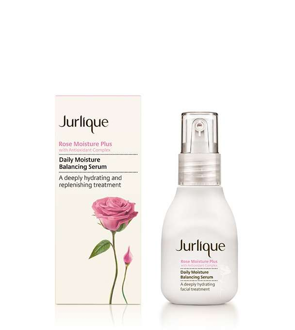 Rose Moisture Plus Daily Moisture Balancing Serum