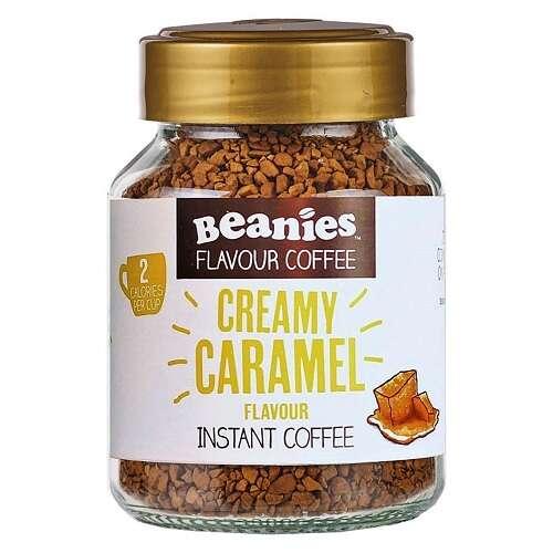 焦糖味速溶咖啡