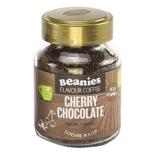 维生素D樱桃巧克力味速溶咖啡