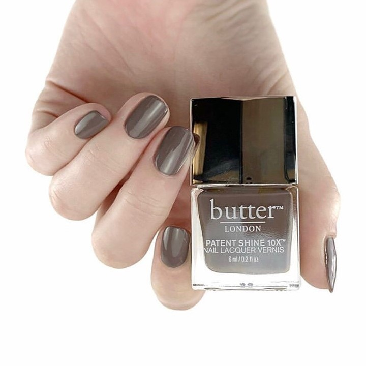 Butter London:英国小众指甲油、彩妆全场75折