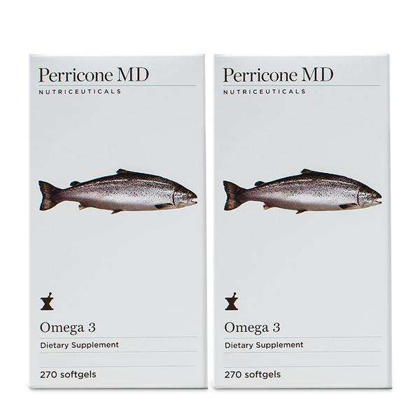 Omega 3 鱼油 套装