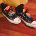 怪奇物语小11同款!Converse 美国官网:精选 Millie Bobby Brown x Converse 联名款 帆布鞋