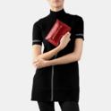 Strathberry Envelope Pouch 新款单肩包钱包