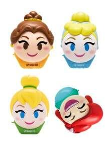 迪士尼公主唇膏套组